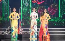 Chung khảo Hoa hậu Việt Nam 2018: 30 thí sinh xuất hiện thướt tha trong tà áo dài truyền thống
