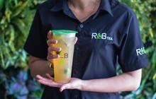Mùa hè thanh mát cùng lục trà xí muội tại R&B Tea