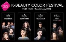 K Beauty Color Festival: Mục sở thị phong cách trang điểm của nghệ sĩ Hàn Quốc