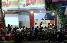 """Dân nhậu ở Sài Gòn thức trắng đêm xem World Cup 2018 trên """"phố nhậu"""" Phạm Văn Đồng"""