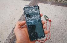 Thả Galaxy S9 từ độ cao 300 mét: Thừa sống thiếu chết?
