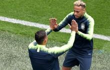 Neymar bị tố xúc phạm đàn anh ở đội tuyển Brazil