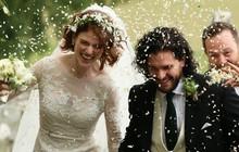 """Trước khi bộ đôi """"Game of Thrones"""" thật sự nên duyên vợ chồng, tình yêu của họ trên màn ảnh ra sao?"""