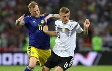 """Toni Kroos: """"Nhiều người vui mừng nếu Đức bị loại"""""""