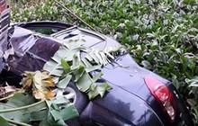 Tài xế tử vong trong ô tô lật dưới ao: Trước khi ngạt nước, nạn nhân đã gọi điện cho gia đình