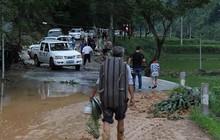 Hơn 3.000 người Trung Quốc sơ tán vì mưa bão gây ngập lụt