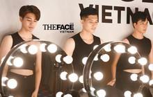 """Bức ảnh của 3 mỹ nam """"The Face"""" khiến khán giả """"xoắn não"""""""