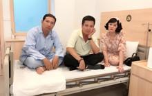 Quang Thắng nhập viện vì bục dạ dày và co thắt van tim?