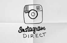 Dùng thử Direct, ứng dụng nhắn tin trực tiếp chính chủ từ Instagram