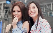 Jennie & Jisoo (Black Pink) thân thiết với nhau nhờ... khỏa thân đi tắm nước nóng