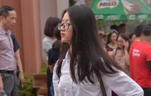 Sáng nay, 1 triệu thí sinh trên cả nước bước vào môn thi đầu tiên của kỳ thi THPT Quốc gia : Văn