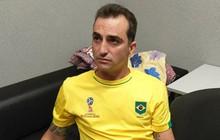 Cảnh sát Nga để tội phạm Brazil xem hết trận World Cup của đội tuyển rồi mới bắt