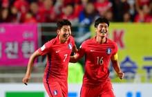 Hàn Quốc gặp tổn thất lớn ở trận đối đầu đội tuyển Đức