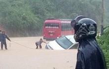 """19 người chết, mất tích và bị thương; 76,6 tỉ đồng bị nước lũ """"nhấn chìm"""""""