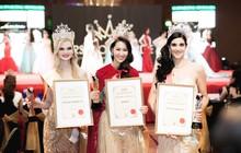 """Chồng và con trai chính là động lực giúp Dương Thùy Linh đăng quang """"Hoa hậu Phụ nữ Toàn thế giới 2018"""""""