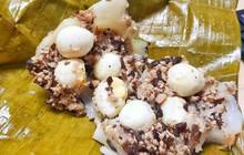 Hết bánh bao 8 trứng 95k, đến lượt bánh giò cũng cho nguyên buồng trứng nhưng giá rẻ hơn nhiều
