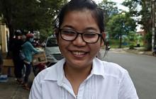 Nữ sinh khiếm thị từ chối tuyển thẳng, tham dự kì thi THPT Quốc gia 2018 để thực hiện ước mơ vào ngành Tâm lý học