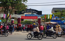 Hai thí sinh phải cấp cứu trong lúc thi ở Lâm Đồng