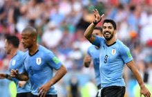 TRỰC TIẾP Uruguay - Nga: Quyết tranh ngôi nhất bảng