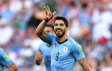 """TRỰC TIẾP (H2) Uruguay 2-0 Nga: """"Gấu Nga"""" vừa thua đau vừa mất người"""