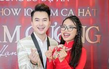 Phương Mỹ Chi xuất hiện phổng phao mừng Nam Cường tổ chức liveshow kỉ niệm 10 năm ca hát