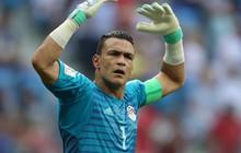 Thủ môn Ai Cập phá kỷ lục cầu thủ lớn tuổi nhất thi đấu ở World Cup