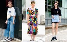 """Street style giới trẻ Hàn: vẫn đơn giản mà chất như thường lệ nhưng còn có những ca cực """"độc"""""""