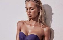 """Hóa ra đây là """"mánh khóe"""" giúp người mẫu có vòng 1 căng đầy cả khi diện bikini không dây, và nó không phải là Photoshop"""