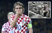 Đoạn phim cực hiếm về Modric năm 5 tuổi: Cầm gậy chăn đàn dê trước mắt bầy sói hung dữ