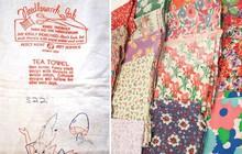 Vào thời kì Đại suy thoái, các công ty sản xuất bột mì đã in họa tiết lên bao vải để các mẹ có thể tái chế thành quần áo đẹp cho trẻ em
