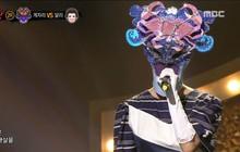 Thành viên thứ 2 của T-ARA tham gia show hát giấu mặt rưng rưng nước mắt sau khi tháo mặt nạ