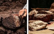 """Trận động đất ở Mexico vô tình để lộ """"vật thể nghìn năm tuổi"""" dưới lòng đất"""