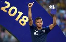 Mbappe tiếp bước huyền thoại Pele, viết lịch sử ở chung kết World Cup