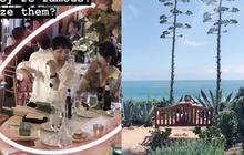 Đến Mỹ dự đám cưới, Song Hye Kyo dành hẳn 1 tuần cùng chồng ở lại nghỉ dưỡng tại resort hạng sang