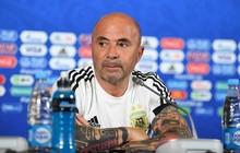 Argentina chính thức sa thải HLV Sampaoli sau thất bại ở World Cup 2018
