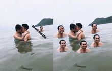 """Đăng đàn nhờ """"thánh chỉnh ảnh"""" xóa giúp ông chú trong bức ảnh hôn nhau lãng mạn, cặp đôi nhận lại series ảnh """"cười té ghế"""""""