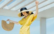 Xu hướng thời trang vải đũi - Gợi ý cực trendy cho các cô nàng hè này