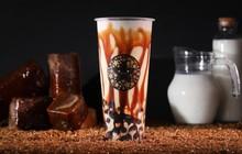 """Sữa tươi trân châu đường hổ - Đồ uống mới đang khiến giới trẻ """"phát cuồng"""""""