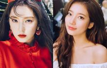 Dispatch phát hiện điểm chung không lạ nhưng ít ai để ý của 2 nữ idol đẳng cấp nữ thần hot nhất xứ Hàn Suzy và Irene