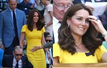 Mặc chiếc váy tone vàng rực rỡ, Kate Middleton được khen nức lời vì quá xinh đẹp và rạng rỡ