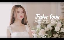 Netizen Việt sốc vì bản cover Fake Love của Linh Ka, còn báo Hàn sốc vì lượng dislike hơn 100k và nội dung hoàn toàn khác bản gốc