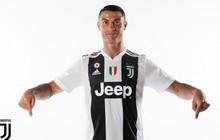 """Ronaldo: """"Không buồn khi rời Real, sẽ đưa Juventus lên tầm cao mới"""""""