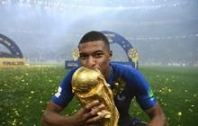 15 bức ảnh biểu tượng của một World Cup 2018 đầy cảm xúc