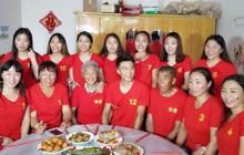 Cậu em trai 22 tuổi được 11 chị gái góp tiền tổ chức đám cưới cả tỷ đồng gây sốt MXH Trung Quốc