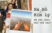 Trước tin đồn đường ai nấy đi, cùng nhìn lại chặng đường yêu đã qua đầy ngọt ngào của Hồ Ngọc Hà và Kim Lý