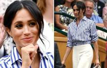Trang phục của Meghan Markle tại Wimbledon 2018 hóa ra lại là ẩn ý lãng mạn giữa cô và Hoàng tử Harry
