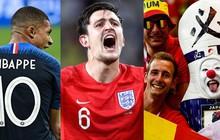 6 lý do tin rằng Nga 2018 là kỳ World Cup hay nhất lịch sử
