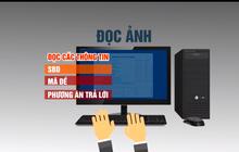 Video đồ họa mô phỏng quá trình gian lận chấm thi ở Hà Giang