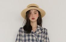 """Sở hữu nhan sắc vừa mong manh vừa cá tính, cô nàng 22 tuổi trở thành """"nàng thơ"""" giới lookbook Hàn"""