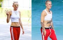 Góc duyên phận: Hóa ra hợp gu (thời trang) với Justin không phải Hailey hay Selena mà là cô gái này!